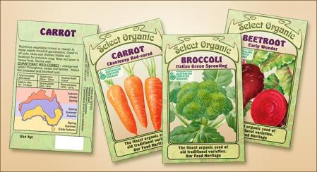 select organic