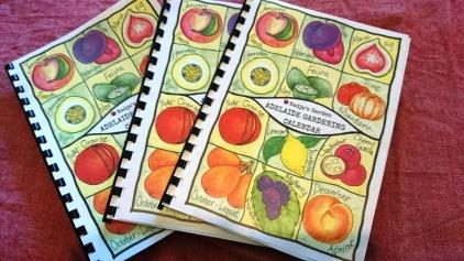 bound calendars