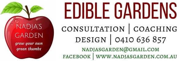 edible gardens banner