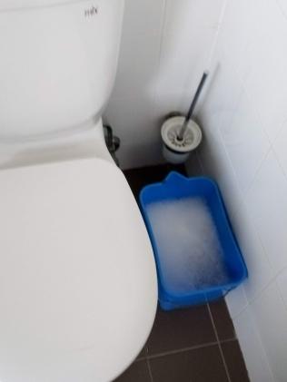'Used' bucket